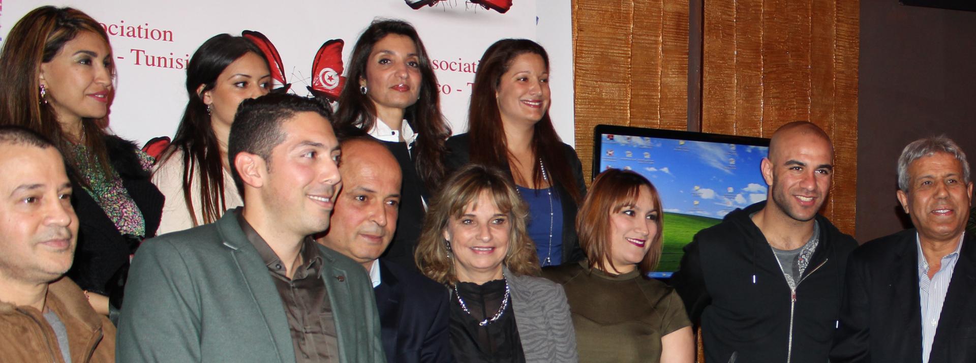 Soirée d'inauguration de notre association Monaco-Tunisie